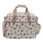 Friends Zellie Adventure baby changing Bag back