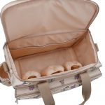 Friends Zellie Adventure baby changing Bag main compartment side