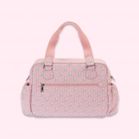 Baby Pink Changing Bag by Not Before Tea
