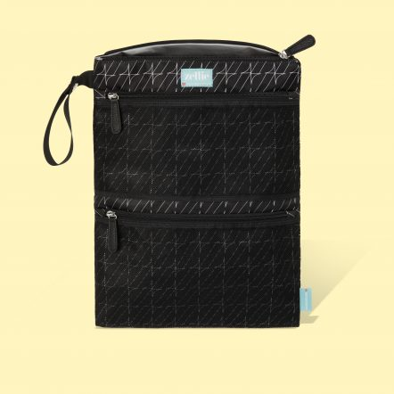 Zellie Wet Dry Duo Pouch